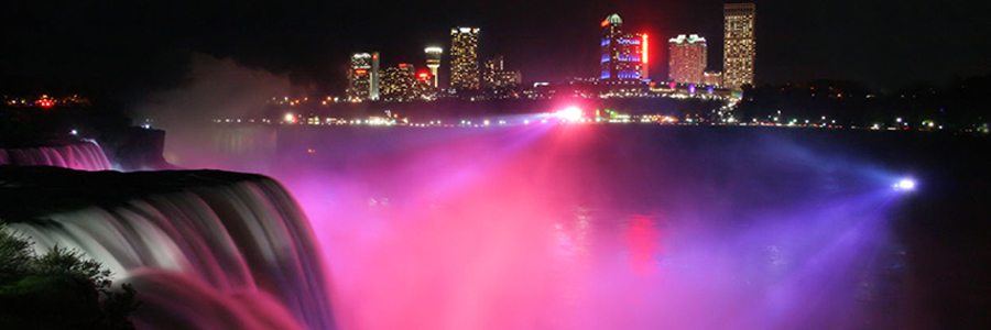 Niagara Falls Lights