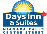 Days Inn & Suites by the Falls Logo